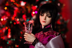 Merry Christmas! 🌟 (*Ryuugan*) Tags: dollclans kien bjd doll abjd