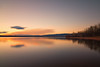 Tranquility (mclcbooks) Tags: sunrise dawn daybreak lake reflections clouds lakechatfield chatfieldstatepark colorado landscape le longexposure