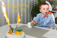 Happy BD, Daniel!!! (Matilda Diamant) Tags: happy birthday daniel dani 2 boy child grandchild grandson party family