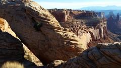 Mesa Arch (Joe Shlabotnik) Tags: galaxys5 nationalpark mesaarch 2017 arch canyonlands cameraphone november2017 canyonlandsnationalpark