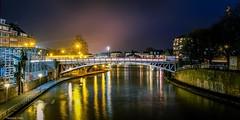Ville de Lumière (YᗩSᗰIᘉᗴ HᗴᘉS +11 000 000 thx❀) Tags: villedelumière night nuit hensyasmine yasminehens namur namurbynight bridge pont reflet reflexion réflection reflets reflection eau water river belgium belgique ngc