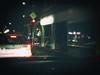 Essen ist fertig! (michael_hamburg69) Tags: badbramstedt schleswigholstein deutschland de essenistfertig schild eis strase schneeregen sonntag dezember germany kreuzung verkehr auto landstrase