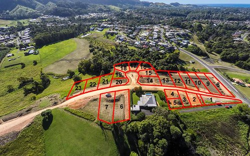 Lot 15 William Sharp Drive, Coffs Harbour NSW