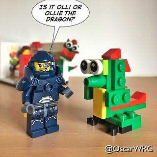 #LEGO_Galaxy_Patrol #LEGO #LEGOstore #LEGObrandStores #LEGOpremises #Olli #Ollie #OlliTheDragon #OllieTheDragon #GreenDragon #Dragon #🐉