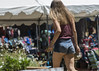 By (yowser85) Tags: festivals girl woman cuttoffs jeans