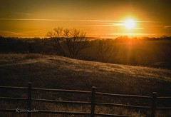 Good Morning! (Nutzy402) Tags: nebraska sunrise stateparks sunlight