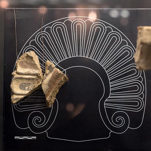 Late Archaic terracotta antefix from Cori
