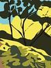 2017.06.30 Landscape (Julia L. Kay) Tags: juliakay julialkay julia kay artist artista artiste künstler art kunst peinture dessin arte woman female sanfrancisco san francisco sketch dibujo daily everyday 365 mobileart mobile idraw isketch iart digital mda iamda mobiledigitalart ipad touchscreen fingerpaint fingerpainter touch tablet iphone idevice ithing sketchclub sketchclubapp sketchclubapponly
