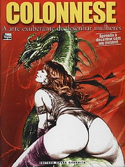 """Art by Eugênio Colonnese (1929-2008) (""""The Brazilian 8 Track Museum"""") Tags: alceu massini vintage collection sexy hot fetish"""