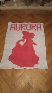 Aurora blanket for Aurora