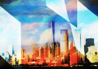 New York City Cubed