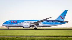 Boeing 787-8 Dreamliner PH-TFK TUI Airlines Netherlands (William Musculus) Tags: boeing 7878 dreamliner phtfk tui airlines netherlands arke amsterdam schiphol airport spotting eham ams polderbaan william musculus