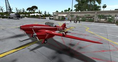My New DH88 by EG Aircraft. Merry Christmas and Happy new Year!. (anukmaneewong1260) Tags: secondlife merry christmas happy new year dh88 eg aircraft airplane dehavilland airport naughty nice santa claus costume secondlife:region=bancsferrariisle secondlife:parcel=fijiisleairportnewfield secondlife:x=121 secondlife:y=105 secondlife:z=30