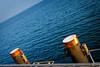 Meeresfarben (Frank Lindecke) Tags: blau rost meer braun rot ponder