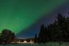 Aurora over Korvala Lapland (Hyangrily) Tags: aurora finland lapland lapp borealis northern lights landscape korvala korvalan kestikievari
