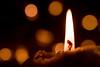 Sfeer-6642.jpg (Jostiwerken) Tags: bokeh kaars macro lichtjes sfeer vlam