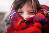 It's pretty chilly over here! (Elizabeth Sallee Bauer) Tags: 5yearold nature active child childhood chill cold coldweather colorful country fun girl kid nonurbanscene outdoors outside playing snow warmtones white windy winter wintersports