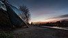 Bateau abandonné (Guillaume_BRIAND) Tags: nikon d750 1424 ile puteaux ecluse bateau boat anbandonné urbex landscape paysage sunrise