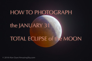 How to Photograph the Total Lunar Eclipse
