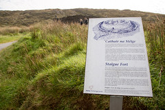 Ireland September 2016 (janeway1973) Tags: irland ireland irisch green beautiful county kerry landschaft landscape view staigue fort