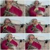 catmama and cat Miezi Grace Silvana (eagle1effi) Tags: collage mainecoon karin catmama miezi silvana grace