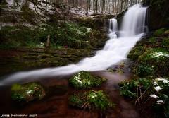 Cascada de Irurrekaeta (Navarra) (JoseMi Campos) Tags: fotografia naturaleza paisaje tokina nikon cascada irurrekaeta longexposure landscape navarra agua