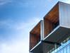Sydney ICC (StefanKleynhans) Tags: nikon d7100 50mm sydney nsw australia icc building architecture darling harbour cube box square wood color light bright blue brown glass