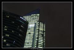 2018.01.02 La Défense by night 58 (garyroustan) Tags: paris france french iledefrance ile island building architecture ville ciudad city nuit night light color noche noel christmas navidad fetes fete feliz joyeux defense