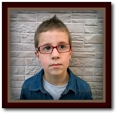 Little big man (Franco D´Albao) Tags: francodalbao dalbao microsoftlumia portrait hugo niño child boy gafas glasses hombrecito