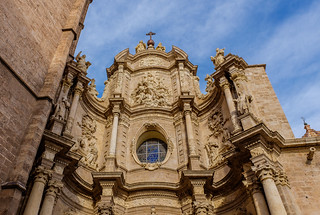 The Historic Valencia Cathedral (Fujifilm X70 28mm f2.8 Compact) (1 of 1)