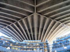 cnit, La Defense, Paris, France (duaneschermerhorn) Tags: architecture building structure architect modern contemporary modernarchitecture contemporaryarchitecture paris france europe