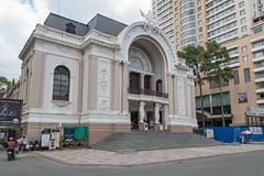 Oper von Ho Chi Minh city
