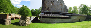Biskopsborgen i Husaby 2010 / Bishop castle in Husaby 2010