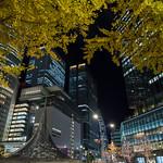 in front of Nagoya Terminal Station thumbnail