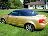 Audi A4 Original-Line-Verdeck von CK-Cabrio
