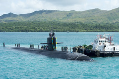 171215-N-PK553-058 (U.S. Pacific Fleet) Tags: submarine homecoming usskeywest ssn722 keywest guam submarinesquadron15 subron15