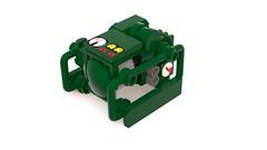TBCU-10 (GrGLy) Tags: lego ldd military tbcu apu