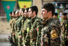Kurdish YPG Fighters (Kurdishstruggle) Tags: ypg ypgkurdistan sdf ypgrojava ypgforces ypgkämpfer ypgfighters yekineyênparastinagel war kurdischekämpfer army freedomfighters kämpfer defenceforces comrades resistancefighters heroes revolutionary revolution rojava rojavayekurdistan westernkurdistan pyd syriakurds syrianwar kurdssyria kurdsisis struggle courage raqqa kurd kurdish kurden kurdistan kürt kurds kurdishforces syria kurdishmilitary military militaryforces militarymen kurdisharmy soldiers kurdishfighters fighters kurdishfreedomfighters