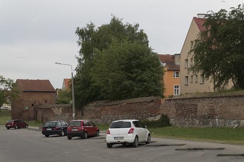 City wall, 22.06.2017.