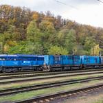 753 753-3 ČD Cargo Kralupy CZ 28.10.17 thumbnail