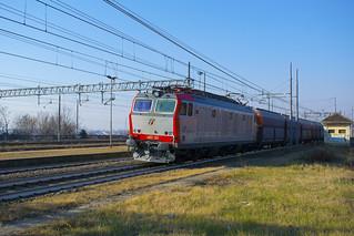 E652.131 Mercitalia Rail - E fu così che spuntò all'improvviso