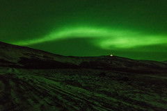 Northern Light (Aurora Borealis) (gourab66) Tags: snow travel nikon nikond810 nikon160350mmf40 iceland hnappavellir öræfi northernlight auroraborealis nature landscape nightshot nightphotography nightscape