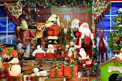 North Pole Toy Shop - Scene 1 (Sublime-Focus) Tags: holiday christmas decoration santa toys happy merry polar bear north pole