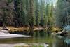Yosemite National Park - Mercede River (Journey CPL) Tags: yosemite nationalpark park california river mercede reflection forest bridge sand bank beach