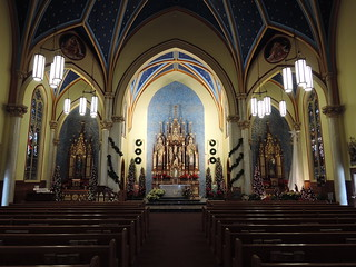 Immaculate Conception Roman Catholic Church