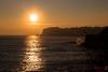 Crashing Wave at Sunset  (Ok Pubb-IMG_0602 J-) (FaSaNt) Tags: sunset sunshin cliff wave sea seascape landscape liguria italia breackingwave onda italy tramonto paesaggio mare marino goldenhour celleligure varazze crashing crashingwave