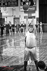 11 4x6 (1300 Photography) Tags: nikon affinity d750 105mm highschool basketball sports blackandwhite
