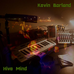 Hive Mind Cover Art (Kevin Borland) Tags: coverart album hivemind