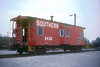 Southern Caboose X438 (Chuck Zeiler) Tags: southernrailway caboose x438 railroad louisville giballbach chz