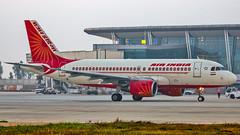 Air India Airbus A319 VT-SCX Bangalore (BLR/VOBL) (Aiel) Tags: airindia airbus a319 vtscx bangalore bengaluru canon60d tamron70300vc